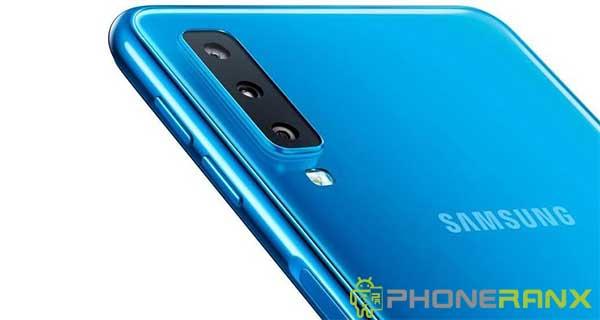 Hp Samsung Triple Kamera Terbaru