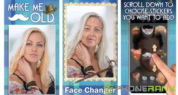 Make Me Old Face Changer