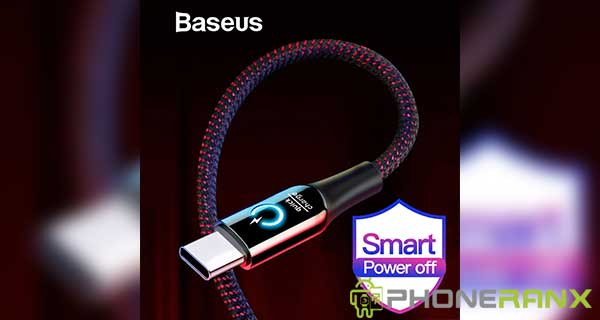 Baseus Automatic Power Off Fast Charge 3A