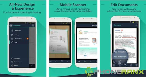 CamScanner HD - Scanner, Fax