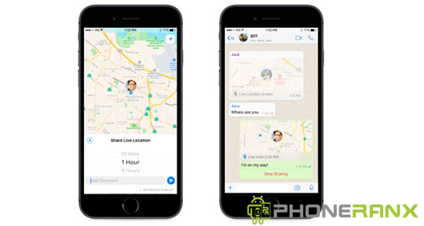Cara Berhenti Share Lokasi Di Whatsapp