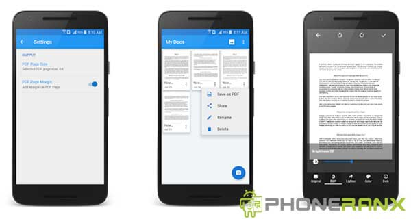 Doc Scanner - Phone PDF Creator