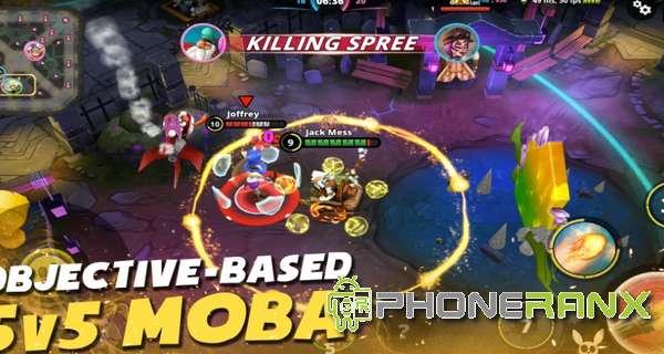 Awakening of Heroes MOBA 5v5