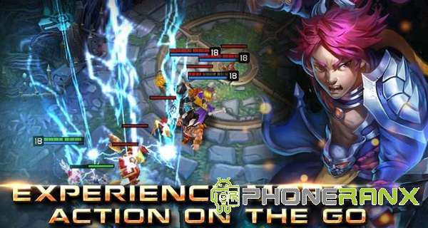 Game Moba Offline Android Terbaik