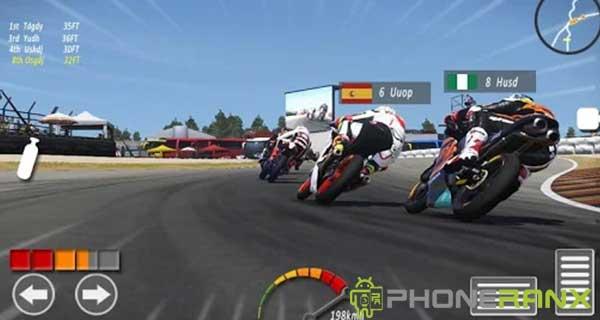 Motogp Road Racing - Fast Motor Driver 3D