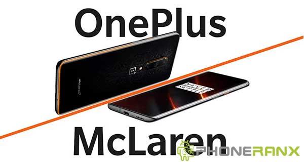 OnePlus 7T Pro McLaren 5G