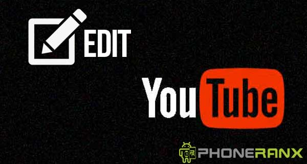 Cara Edit Video Youtube