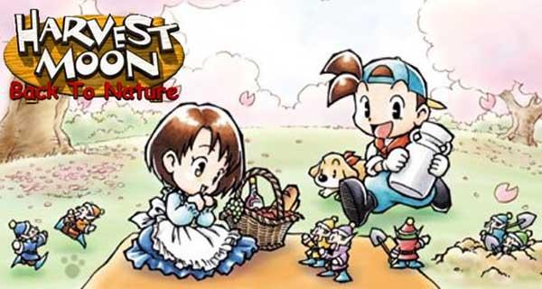 Download Game Harvest Moon