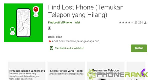 Find Lost Phone