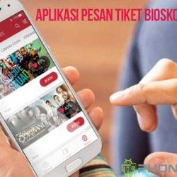 Daftar Aplikasi Pesan Tiket Bioskop Terbaik Untuk Android dan iOS