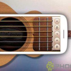 Aplikasi Belajar Gitar Android Offline dan Online Terbaik