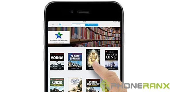 Aplikasi Perpustakaan Gratis Terbaik