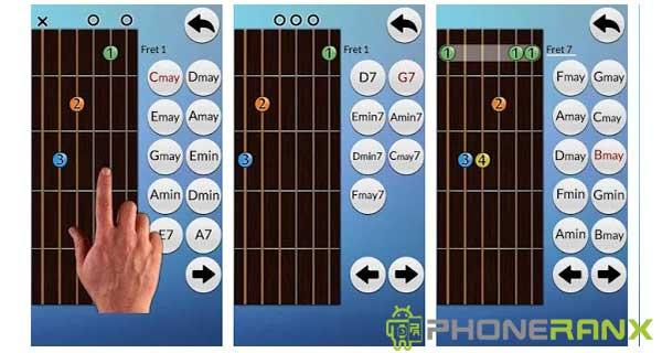 Belajar Akord Gitar