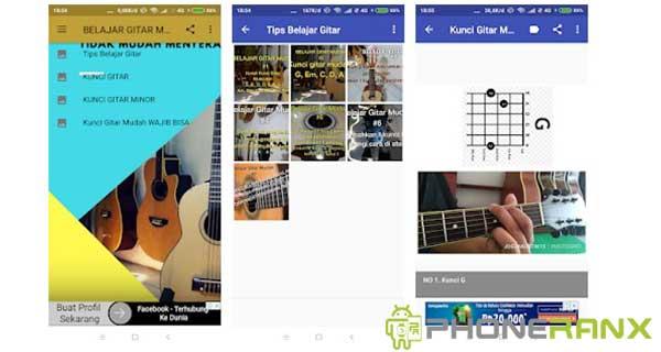 Belajar Gitar Mudah 30 Hari