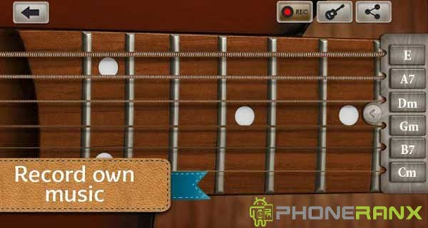 Bermain Gitar Simulator