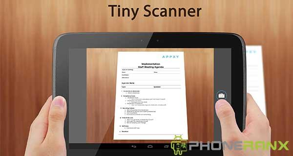 Cara Merubah File JPG ke PDF via Aplikasi Scanner