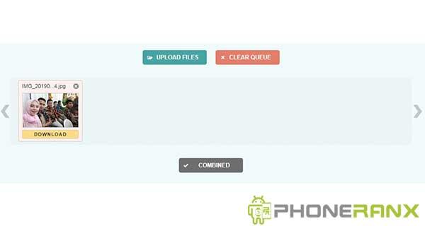 Cara Merubah File JPG ke PDF via Online