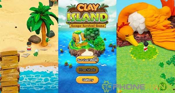 Clay Island