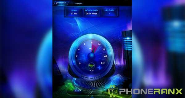 Internet Speed Test V SPEED