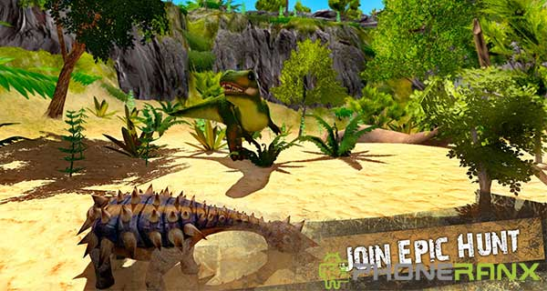 Jurassic Survival Island Dinosaurs Craft