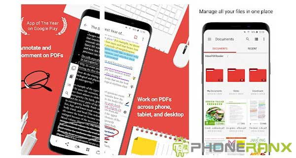 PDF Reader Kdan Mobile