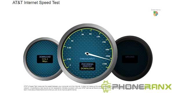 Speedtest.att