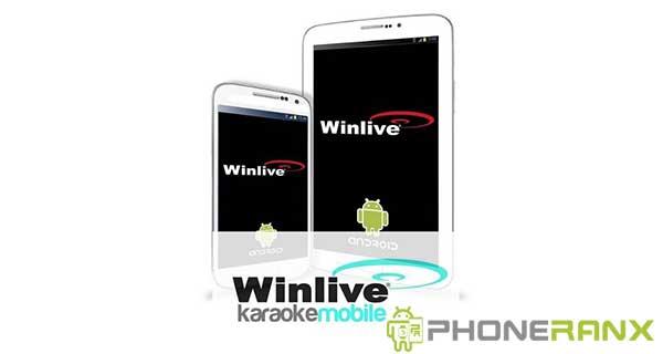 Winlive Karaoke Mobile