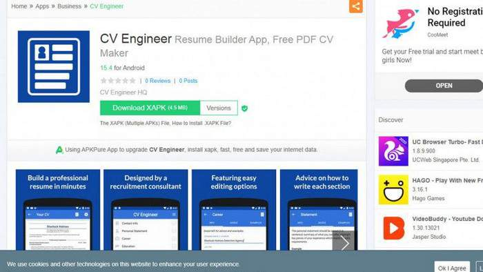 CV Engineer