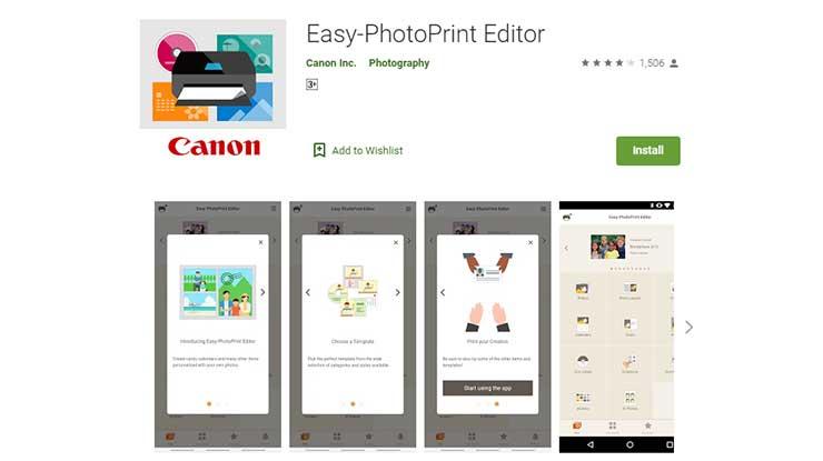 Canon Easy PhotoPrint