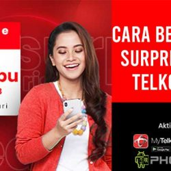 Cara Beli Paket Surprise Deal Telkomsel