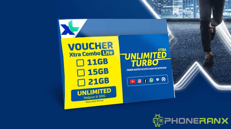Harga Paket XL Unlimited Turbo