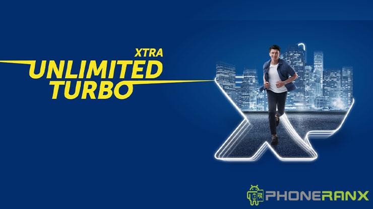 Harga dan Cara Daftar Paket XL Unlimited Turbo