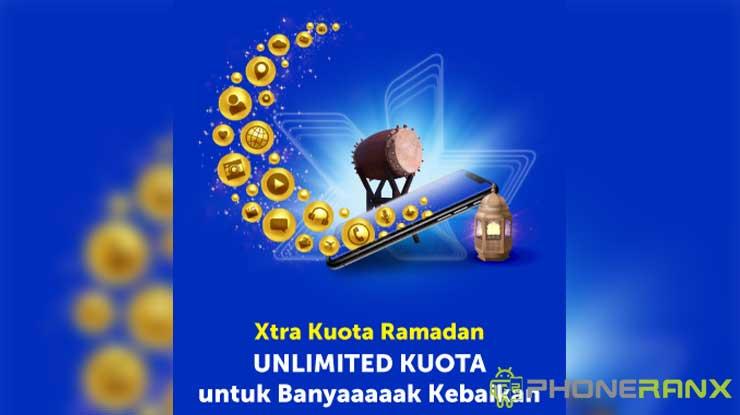 Paket Xtra Kuota Ramadan XL