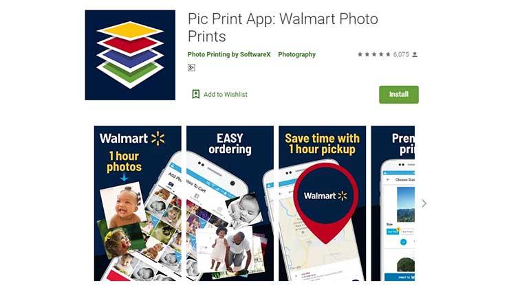 Pic Print App
