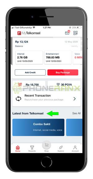 Pilih Terbaru dari Telkomsel