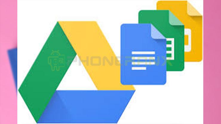 Translate File PDF dengan Google Drive