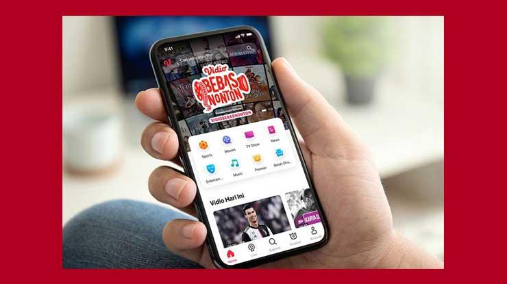 3 Cara Nonton Gratis di Aplikasi Vidio TV & Film Terbaru ...