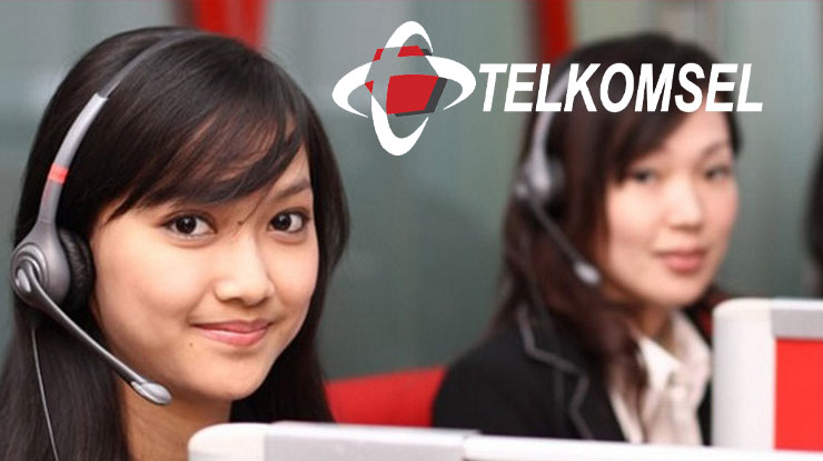 Menghubungi Call Center Telkomsel