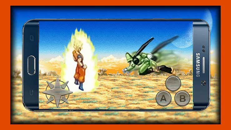 Super Goku Warrior Battle