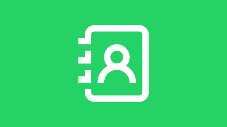 Tambah Lewat Aplikasi Kontak
