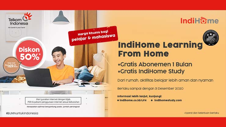 IndiHome Learning From Home