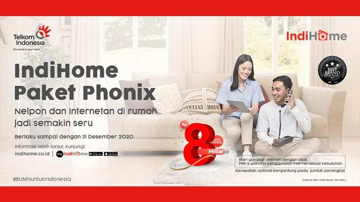IndiHome Paket Phonix