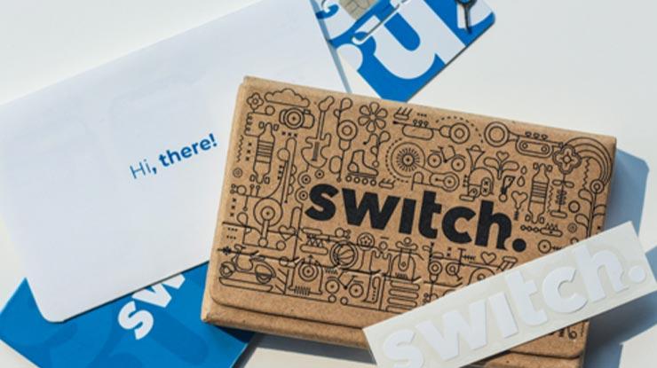 Harga Paket Internet Switch Mobile