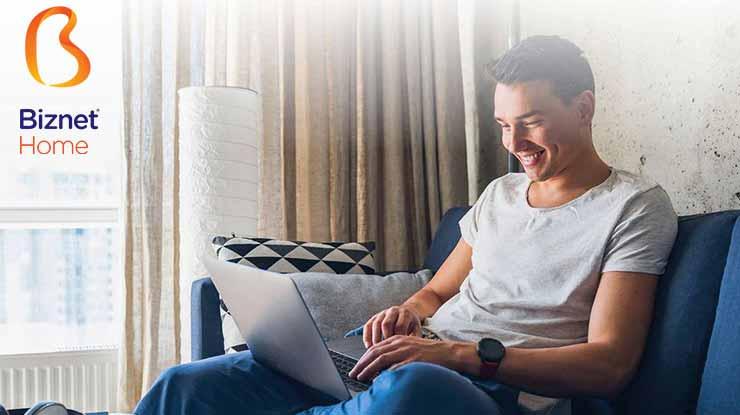 Biznet Home Internet 2AW