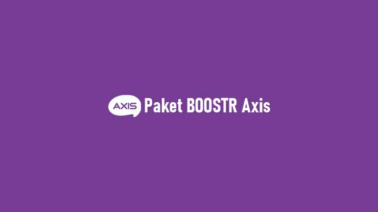 Paket BOOSTR Axis