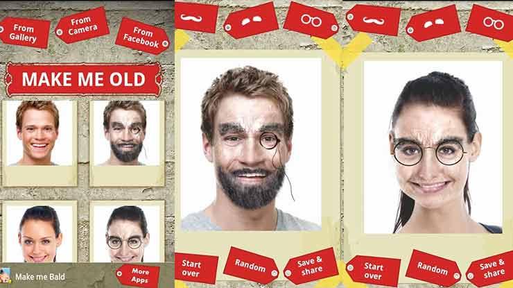 aplikasi wajah tua yang lagi hits