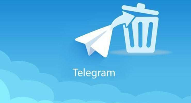 Alasan Delete Akun Telegram