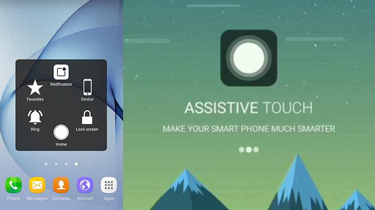 Assistive Touch untuk Android