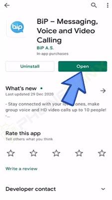 Cara Daftar Aplikasi BiP Terbaru