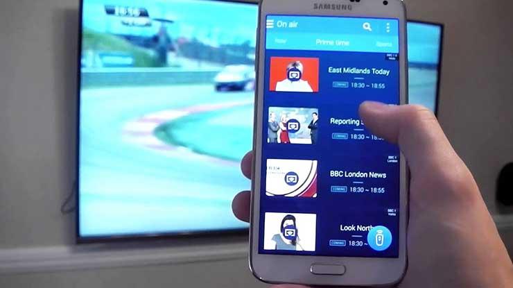 Cara Membuat Android Jadi Remote Samsung IR